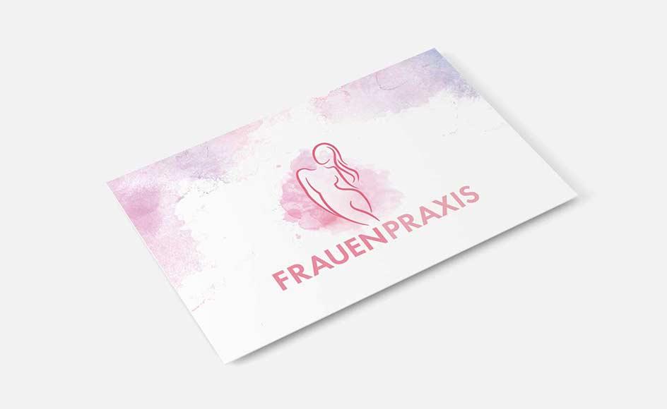 True Creative Agency Logo-Design Frauenarzt Gynäkologie: individuelles Logo und Marken-Zeichen nach Wunsch mit attraktiven Preisen.