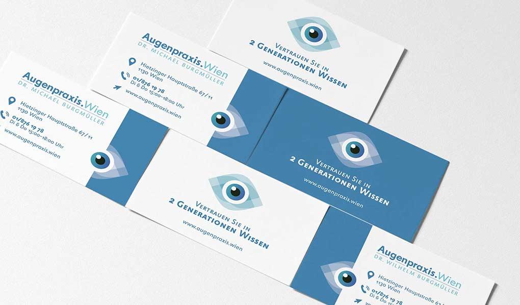 True-Creative-Agency-Grafikedesign-Augenpraxis-Wien