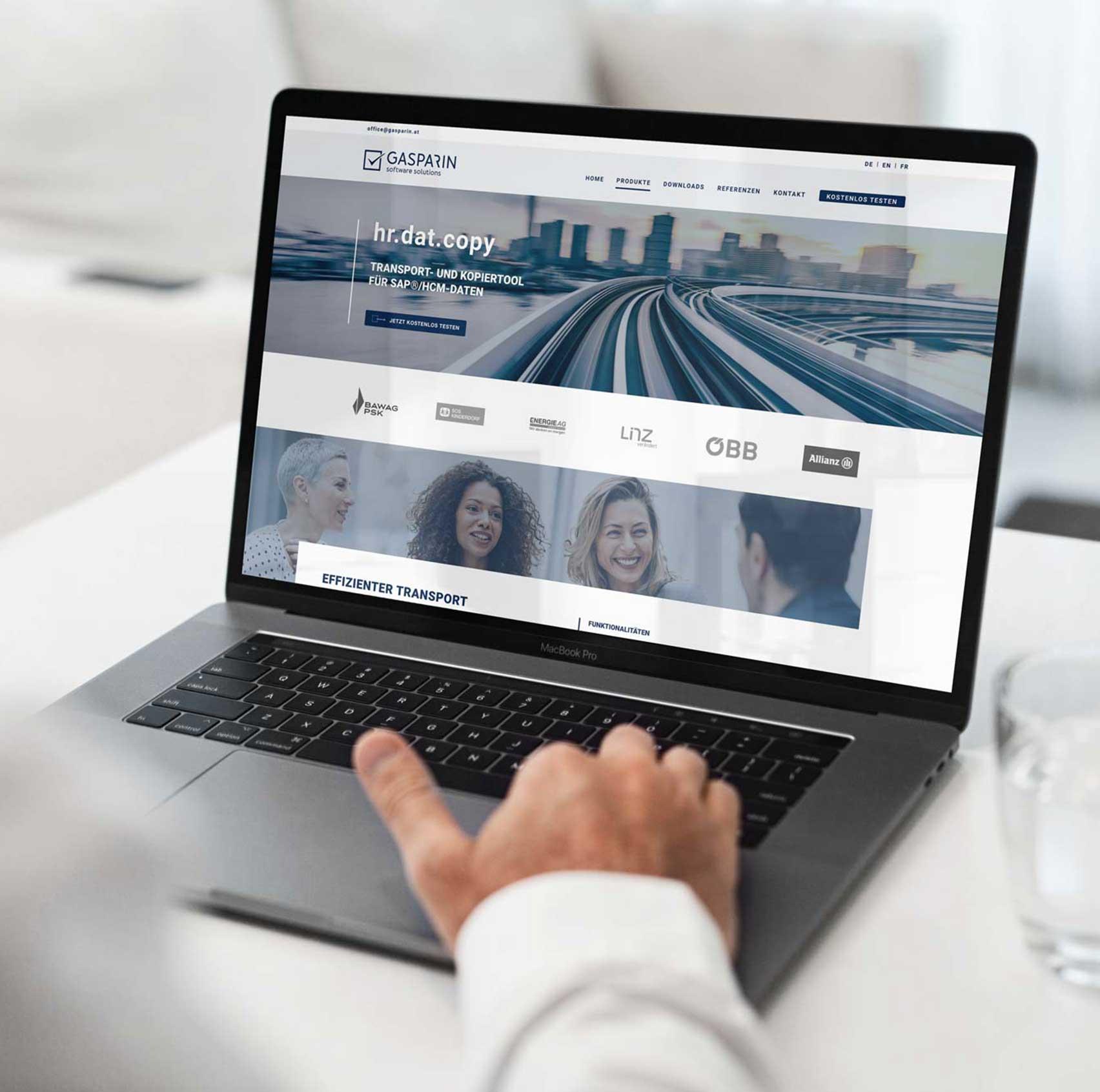 True-Creative-Agency-Webdesign-Gasparin-Software-Solutions