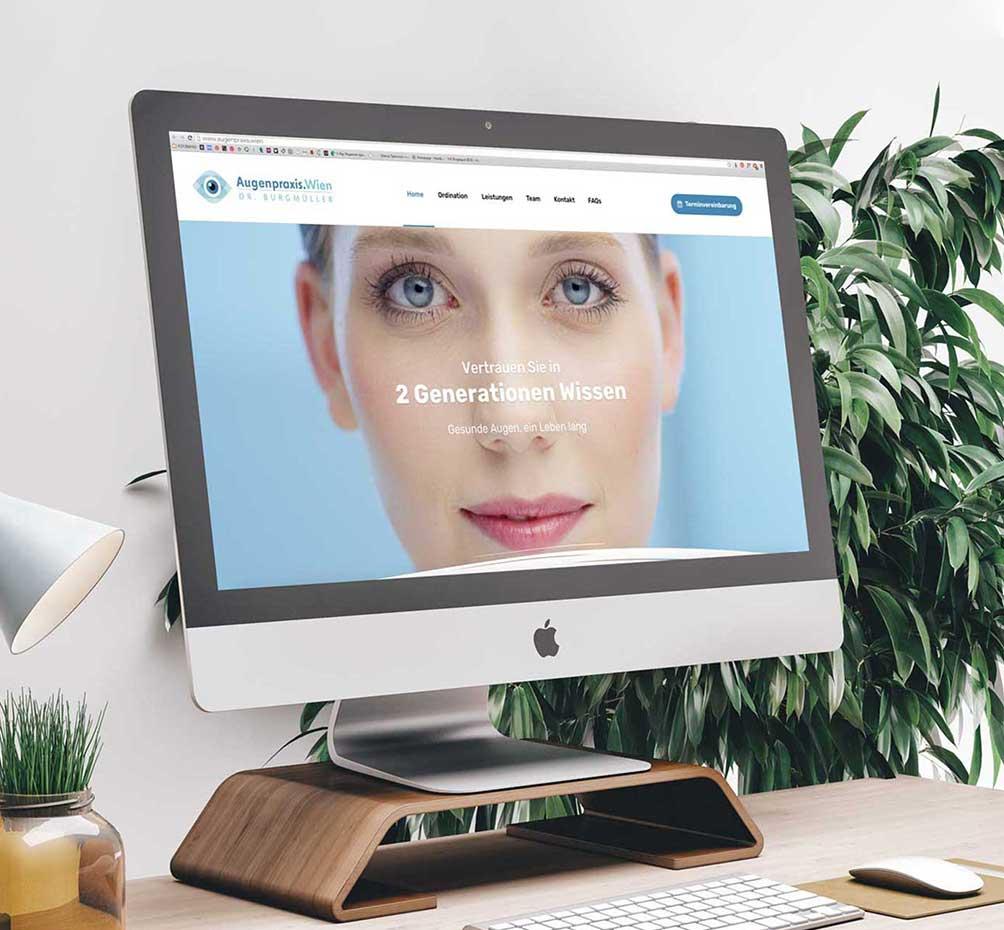 True-Creative-Agency-Webdesign-Programmierung-Augenpraxis-Wien