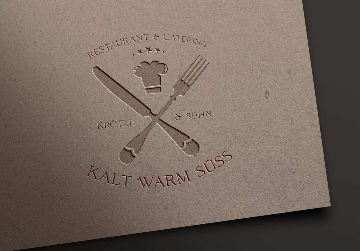 Logo Design, Firmenlogo, Logo-Design Wien, Logo Design Wien, Logo erstellen lassen, Logo Inspiration, Logo Restaurant